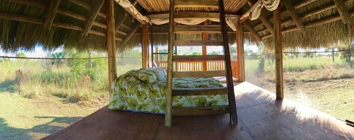 Image Image. Everglades Native Chickee Cabins