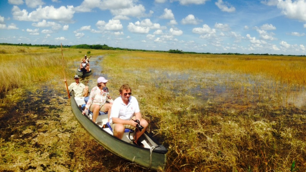 Everglades Safari Boat tour