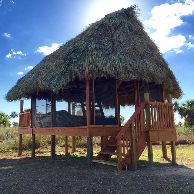 #Safari #glamping #vacation in the #florida #everglades. #evergladesadventuretours