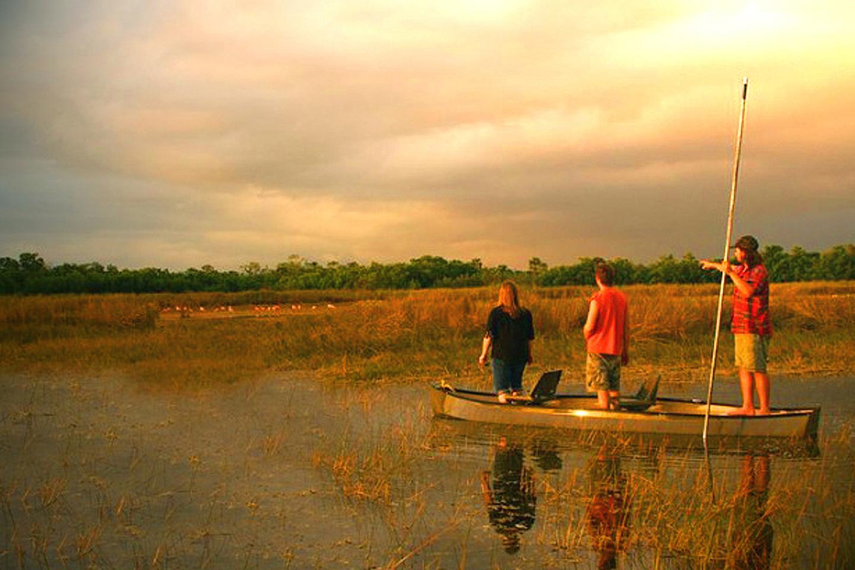 Everglades Pole Boat Safari Tours